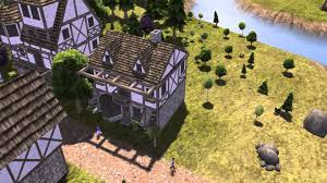Design My Yard Online Free by Building A House In Banished Youtube Idolza