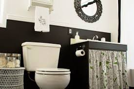 black and white bathroom decor ideas fair 80 black and white bathroom decor design ideas of best 25