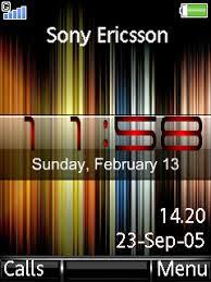 wallpaper bergerak sony xperia popular animated free sony ericsson w880i wallpapers themes