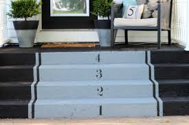 how to paint your concrete steps proverbs 31