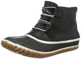 womens sorel boots sale canada sorel s out n about leather waterproof boot sorel amazon
