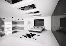 chambre noir et blanc design noir et blanc 40 chambres à coucher qui font rêver