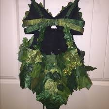 Green Ivy Halloween Costume Poison Ivy Halloween Costume Small 2 4 Katie U0027s Closet