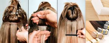 Hair Extensions Supply Store by Seamless Tape In Extensions Products Lynnwood Manor Pretoria