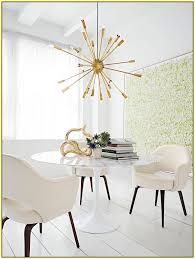 Modern Chandelier For Dining Room Mid Century Modern Chandelier Dining Room Cintascorner