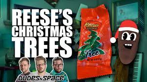 reese u0027s christmas trees look like dudes n space youtube