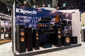 auro 3d home theater system klipsch at ces 2015 launch day klipsch