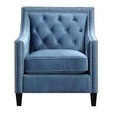 Navy Blue Accent Chair Arm Chair Blue Accent Chairs Chairs The Home Depot Marine
