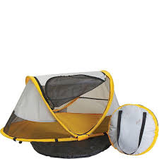 kidco peapod travel bed kidco peapod toddler child travel bed in sunshine yellow mommy