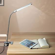 Nightstand Lamp With Usb Port Aliexpress Com Buy 18led Flexible Usb Clip On Table Lamp Clamp
