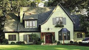 Southern Living House Plans With Pictures English Cottage House Plans Southern Living House Plans