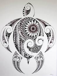 image result for koru patterns ink