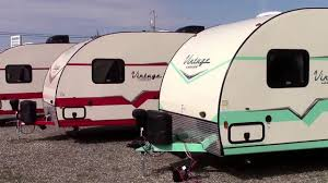Retro Campers by 2017 Retro Vintage Cruiser 23rss Youtube