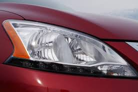 nissan headlights review 2015 nissan sentra sv canadian auto review