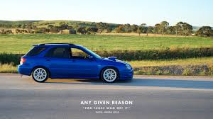 peanut eye subaru sti swapped subaru the slow wagon any given reason for those