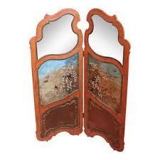 Antique Room Divider by Screens Unique Pieces Ready To Ship Today Chairish