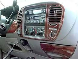 1996 Ford F150 Interior Amazon Com Ford F 150 F150 F 150 Interior Burl Wood Dash Trim Kit