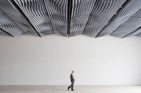 Sound Absorbing Ceiling Panels shows u0026 events sound absorbing panels all architecture and