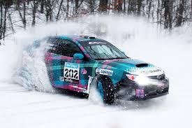 subaru snow subaru impreza rally rally machine drift winter snow drift hd