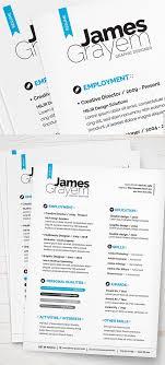 free modern resume templates psd cover letter and resume best of 15 free elegant modern cv resume