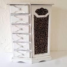 Tall Jewelry Armoire Shop Tall Jewelry Box On Wanelo