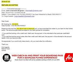 airasia refund policy airasia on twitter marielajpg please accept our apology let us
