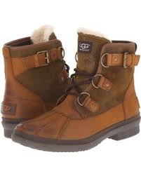 womens ugg hiking boots shopping special ugg cecile chestnut leather s boots