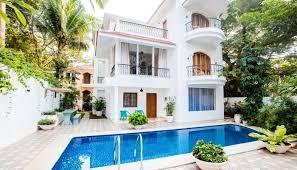 4 bedroom accommodation in goa 4 bedroom apartments in goa 4