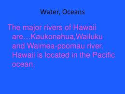 Hawaii rivers images Hawaii facts jpg