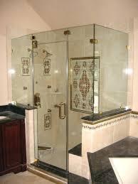 wall mirrors frameless 1 4 modern chrome mirror clip big