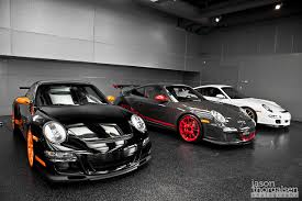 porsche garage the collection