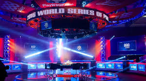 Table Nine So Long November Nine World Series Of Poker Final Table To Be