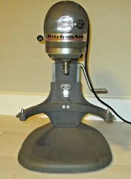 Kitchen Aid K45ss Kitchenaid Ksm5 10 Speed 325 Watt Stand Mixer Heavy Duty Very