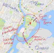 New York City Attractions Map by 7 Off The Beaten Track Places To Visit In New York City A Pair