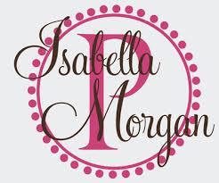 monogram stickers monogram wall decals vinyl wall lettering decor polka dot