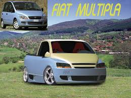 fiat multipla tuning images of fiat multipla modified bottom sc