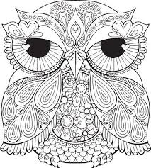 25 owl coloring pages ideas free coloring