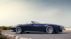 concept mercedes stunning mercedes maybach 6 cabriolet concept unveiled aol uk cars