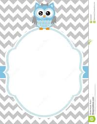 Blank Invitation Cards Templates Baby Shower Invitation Card For A Boy Baby Shower Card Boy Baby