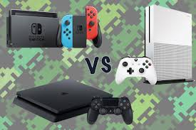 amazon black friday ps44 games nintendo switch vs ps4 vs xbox one which should you choose