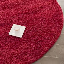 Red Round Rugs by Red Area Rug Pottery Barn Area Rug Orian Rugs Shag Soho Red Area