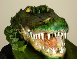 best 25 crocodile cake ideas on pinterest jungle cupcakes