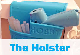 the holster