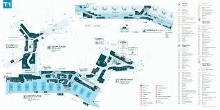 Sydney Subway Map Bandara Domestik Sydney Peta Jpg