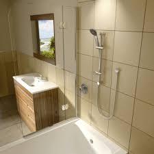 the blue space bathrooms kitchens laundries maku satinjet rail shower
