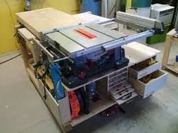 Bosch Saw Bench 13 Best Table Saw Images On Pinterest Bosch Table Saw Workshop