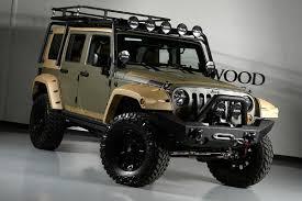 Used Jeep Wrangler Unlimited Custom Jeep Wrangler Unlimited By Starwood Motors Garage