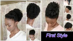 on the go hairstyles 8 quick natural hair styles for moms on the go bglh marketplace