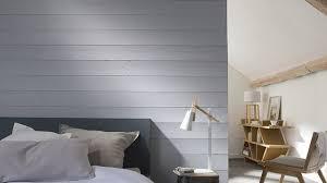 chambre lambris bois poser ou rénover du lambris bois pvc pas cher côté maison