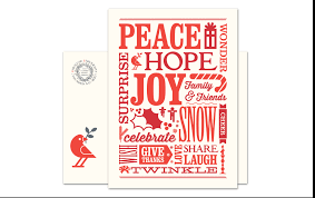 Graphic Design Holiday Cards Giansantidesign Print And Brand Graphic Design Syracuse Ny